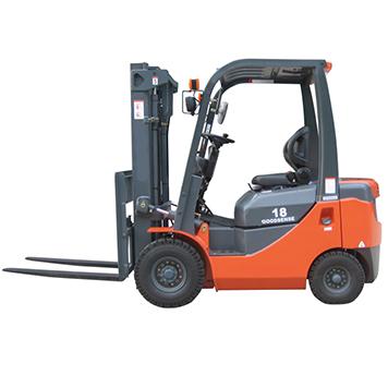 1-1.8T内燃平衡重式柴油叉车
