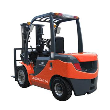 2-3.5T内燃平衡式柴油叉车