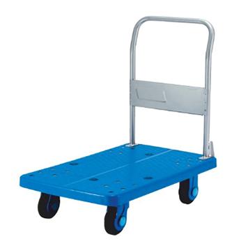 塑料平板推车(单层)