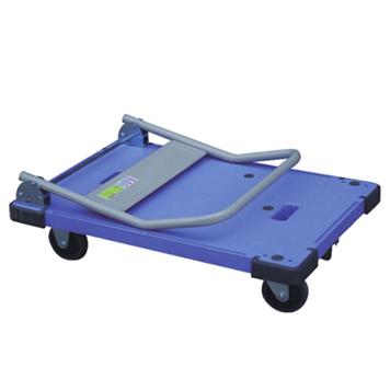 静音式塑料平板推车